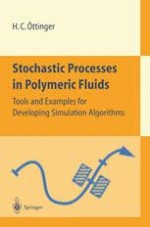 Stochastic Processes, Polymer Dynamics, and Fluid Mechanics
