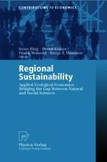 Towards regional sustainability: the need for interdisciplinary and applied research