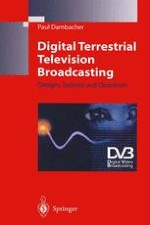 History of the Development of Digital Transmission Techniques in TV Broadcasting