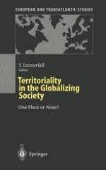 Territory and Territoriality in the Globalizing Society: An Introduction