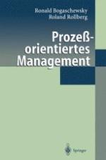 Prozeßorientiertes Management als wettbewerbsstrategische Notwendigkeit
