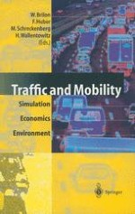 Multicriteria Demand Reaction Analysis in Passenger Transport
