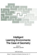 A Model of Case-Based Reasoning for Solving Problems of Geometry in a Tutoring System