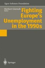 Unemployment and the Structure of Labor Markets: The Long View