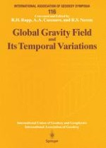 Applications of Global Gravity Field Models in Geodesy and Oceanography