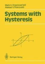Static hysteron