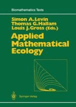 Ecology in Theory and Application