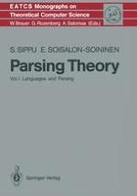 Elements of Language Theory