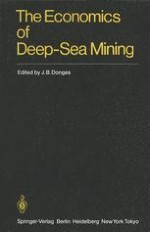 Deep-Sea Mining versus Land-Based Mining: A Cost Comparison