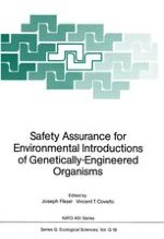 Workshop Summary: Recommendations for a Scientific Approach to Safety Assurance for Environmental Introductions of Genetically-Engineered Organisms