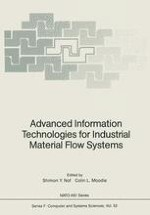 Managing Information Complexity in Material Flow Systems