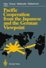 Germany and Japan in the International Economy: The Meaning of Growth and Structural Change in the Pacific Region from a German and European Point of View