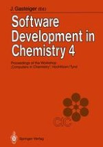 Chemical Substructure Search on CD-ROM