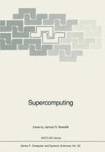 Supercomputing: Key Issues and Challenges