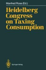 The Superiority of a Consumption-based Tax System
