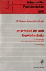 """Arbeitskreis """"Umweltdatenbanken"""" — Ziele und erste Ergebnisse"""