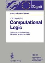 Problems and Promises of Computational Logic