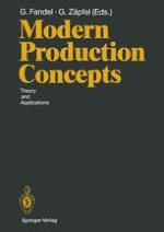 A Theoretical Basis for the Rational Formation of Production Planning and Control (PPC) Systems