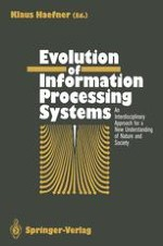 Evolution of Information Processing — Basic Concept