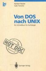 """Die drei """"W-Regeln"""" für den UNIX-Einsatz"""