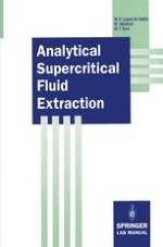 Preliminary Operations of the Analytical Process