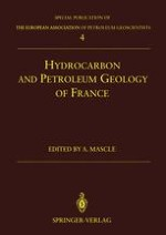 Exploration for and Production of Oil and Gas in France: A Review of the Habitat, Present Activity, and Expected Developments