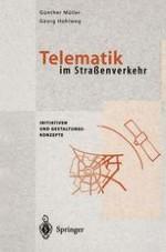 Telematik im Verkehr — Chancen für den Produktionsstandort Deutschland