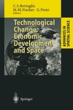Technological Change, Economic Development and Space: An Introduction