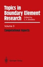 Numerical Convergence of Boundary Solutions in Transient Heat Conduction Problems