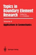 Three-Dimensional Soil-Structure Interaction by Boundary Element Methods