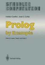 Teaching Prolog