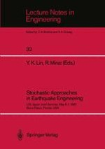 Application of Probabilistic Approach to Aseismic Safety Analysis of Soil-Building Structure Systems