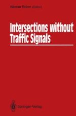 Current and Future Australian Practices for the Design of Unsignalized Intersections