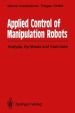 Concepts of Manipulation Robot Control