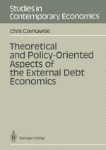 Measuring External Debt