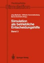 Optimierung mit Hilfe von Simulationsmodellen