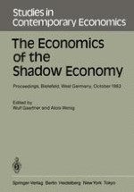 The Subterranean Economy, Redux