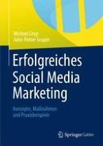 Stellenwert von Social Media Marketing im Rahmen der Unternehmenskommunikation