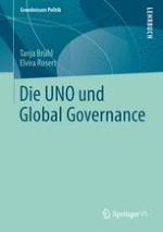 Einleitung: Die Vereinten Nationen als Friedensorganisation