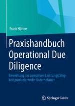 Die Methodik der Unternehmens-Due-Diligence
