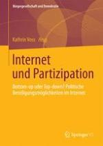 Internet & Partizipation – Einleitung