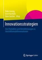 Prozess der Strategieentwicklung