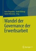 Einleitung: Wandel der Governance von Erwerbsarbeit