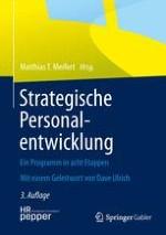 Einführung in die strategische Personalentwicklung