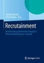 Recrutainment – Bedeutung, Einflussfaktoren und Begriffsbestimmung