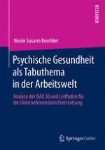 Einleitung: Psychische Erkrankungen als Tabuthema in der Arbeitswelt