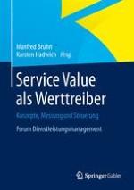 Service Value – Eine Einführung in die theoretischen und praktischen Problemstellungen