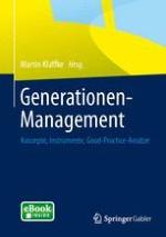 Erfolgsfaktor Generationen-Management – Handlungsansätze für das Personalmanagement