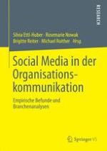 Einleitung: Social Media in der Organisationskommunikation – Kommunikationsinstrument oder Kommunikationsrevolution?