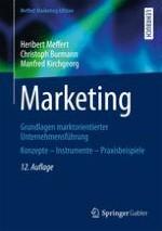 Marketing und Vertrieb des Produktes. Der Marketing-Mix (German Edition)